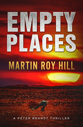 Book cover image for Empty Places (The Peter Brandt Thrillers Book 1)