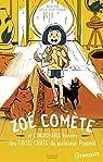 Zoé Comète et l'incroyable histoire des trois chats de Monsieur Pompéï par Délie-Platteaux