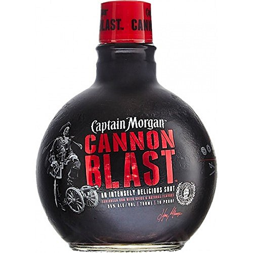 Captain Morgan Cannon Blast Rum (1 x 0.75 l)