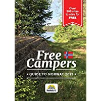 tenty.co.uk Free campers Guide to Norway: 2019