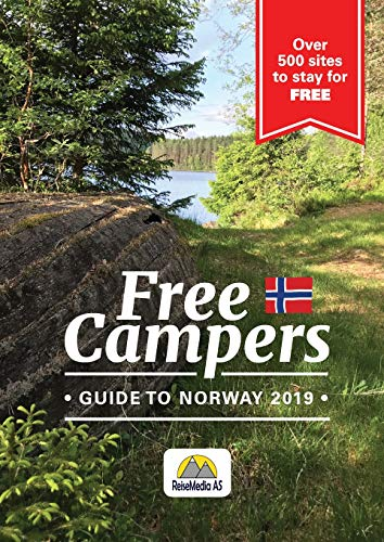 Free campers Guide to Norway: 2019