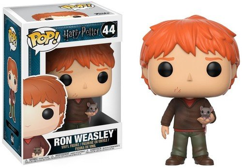 Funko Ron With Sabbers Figurine by Vinillo, Harry Potter Collection POP Movies, 9 cm (14938)