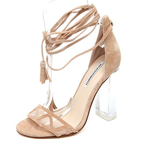 Windsor Smith D5336 (WITHOUT BOX) sandalo donna rosa shoe woman rosa antico