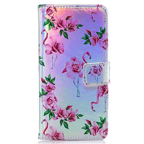 ToMoYi iPhone 6S Hülle, iPhone 6 Premium Leder Brieftasche Handy Schutzhülle Tasche Flip mit Standfunktion, Kartenfach und Magnetverschlus Etui Schale für Apple iPhone 6/6S Design Relief