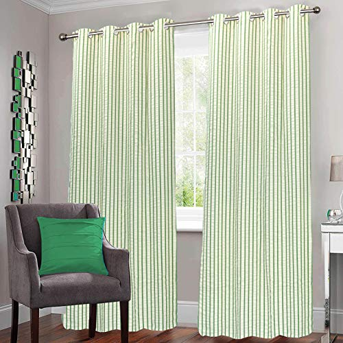 check MRP of green colour curtains RAKSHA