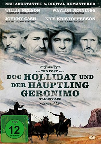 Doc Holliday und der Häuptling Geronimo - Stagecoach