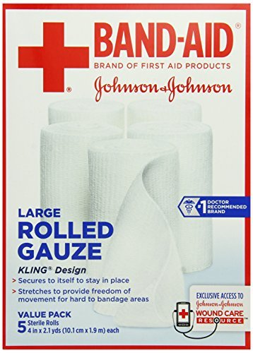band-aid-first-aid-covers-kling-large-rolled-gauze-5-count-by-band-aid