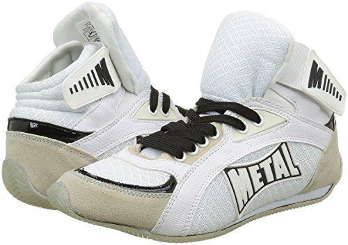 Metal Boxe Viper1 Chaussures Blanc