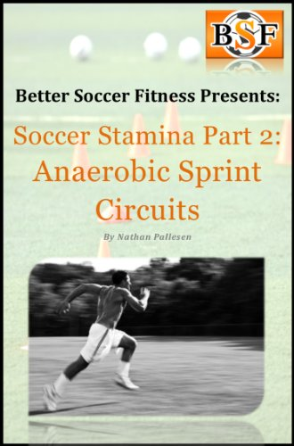 Soccer Stamina Series - Part 2: Anaerobic Sprint Circuits
