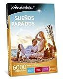 WONDERBOX Caja Regalo -SUEÑOS para Dos- 6.000 experiencias para