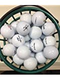 100 Assorted AAA/AA Grade Golf Balls