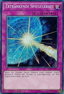 Ertränkende Spiegelkraft - SHVI-DE075 - Yu-Gi-Oh - deutsch - 1. Auflage - NIFAERA Spielwaren