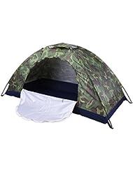 HimanJie Camping Zelt 4 Person Schnell Pop-Up-wasserdichte Instant Zelte Set UV Schutz Wurfzelte wandernde tragbare Zelt