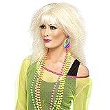 Neon Ohrringe 70er Ohrschmuck Hippie Modeschmuck Damenohrringe Mode Schmuck Damen Tränenohrringe