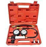 Druckverlust Tester Druckverlustprüfer Benzin Diesel Motor Prüfer Zylinderdruck