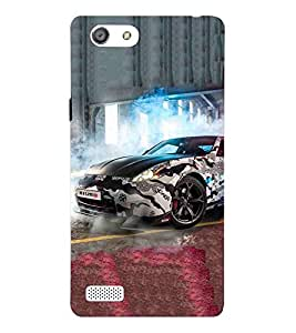 For Oppo Neo 5 :: Oppo A31 :: Oppo Neo 5S 2015 nice car, super car, beautiful car, fantastic car, car Designer Printed High Quality Smooth Matte Protective Mobile Case Back Pouch Cover by APEX