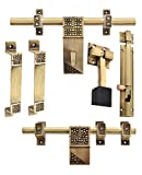 Klaxon Glorious Brass Door Accessories K...