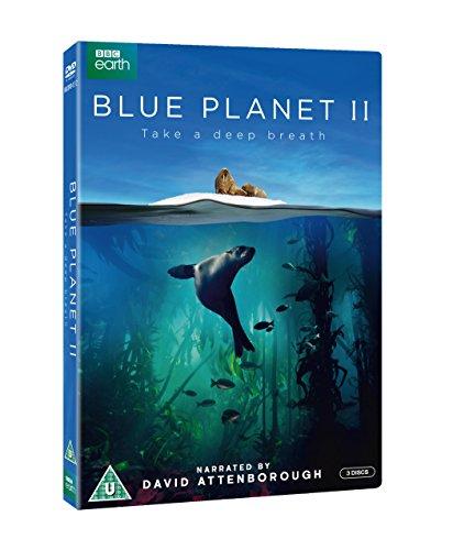 Blue Planet II [DVD] [2017]