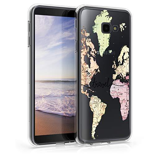 Kwmobile Funda Samsung Galaxy J4+ / J4 Plus DUOS -