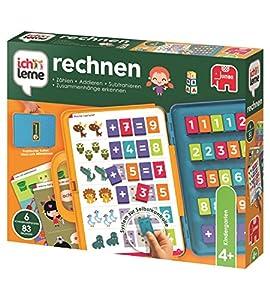 I Learn Ich lerne rechnen Niño Niño/niña - Juegos educativos (Multicolor, Niño, Niño/niña, 4 año(s), Alemán, China)