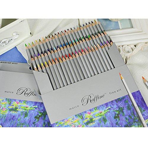 color-art-72-drawing-olio-fine-non-tossica-a-base-di-colori-matite-pennarelli-per-schizzi