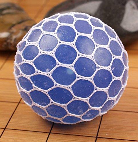 landsell Stress Squeeze glibberbälle Pull und Stretch Bounce Ball für Stress, 9, Einheitsgröße
