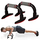 #5: Fitsy Push Up Bar Home Gym Exercise Fitness Equipment