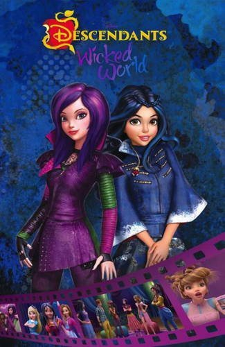 Disney Descendants Wicked World Shorts Cinestory Comic: Vol. 1