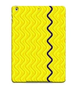 PrintVisa Designer Back Case Cover for Apple iPad Air :: Apple iPad Air Wi-Fi + Cellular :: Apple iPad 5 (Curve pattern design :: Geometric pattern design :: Multicolor pattern design :: Tumblr patterns design :: Nice pattern design)
