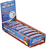 Body Attack Power Protein Bar, Marzipan, 24 x 35 g, 1er Pack (1 x 0.84kg)