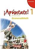 ¡Apúntate! - Ausgabe 2008: Band 1 - Grammatikheft