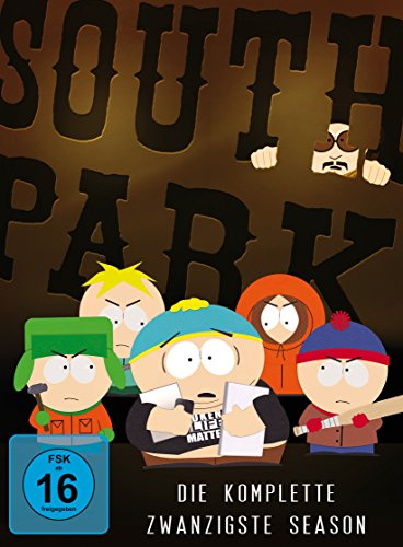 South Park: Die komplette zwanzigste Season [2 DVDs]