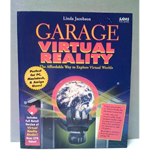 Garage Virtual Reality/Book and Disk