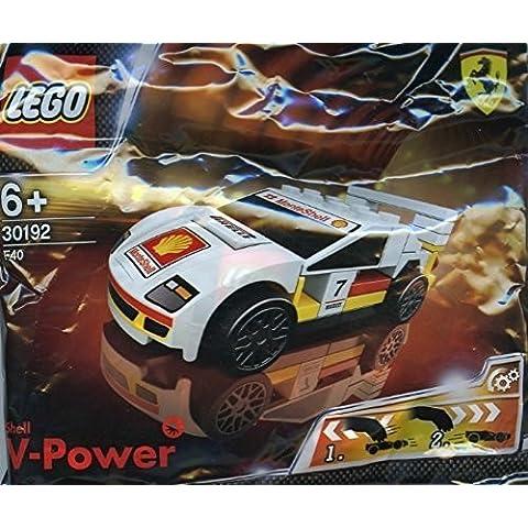 LEGO Ferrari Shell Promo 30192 Ferrari F40 Ferrari Lego by LEGO