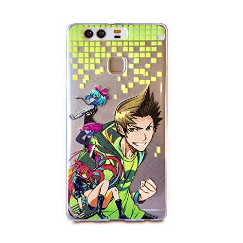 FUNDA PARA MÓVIL HUAWEI P20 RUBIUS VIRTUAL HERO