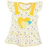 Little Life Baby Frock 100% Cotton in LE...