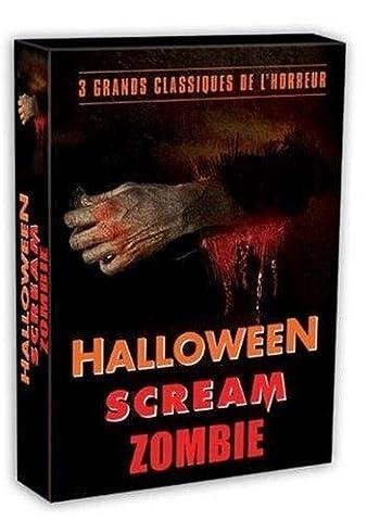 3 grands classique de l'horreur - Coffret - Halloween +
