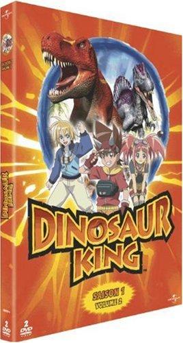 Dinosaur King - Saison 1 - Volume 2