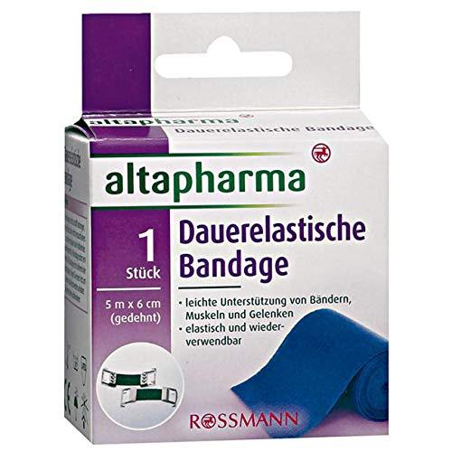 dauerelastische Bandage