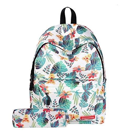 Preisvergleich Produktbild GXYLLDS Leichte Schultasche Nylon Freizeit Rucksack Für Jugendliche Teenager Mädchen Und Jungen Casual Daypack Schulter Studententasche,Black-OneSize