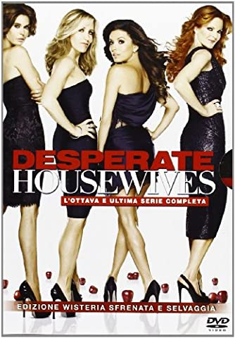 Desperate housewivesStagione08 [Import anglais]