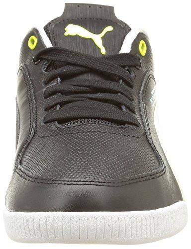 Puma 01 Mamgp Lo N, Baskets mode homme Noir (Blk)