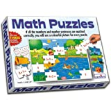 Creative's Education Aids 0733 Math Puzzles - Addition