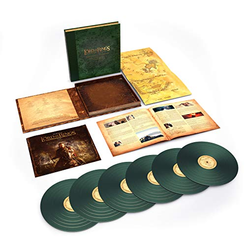 The Lord of the Rings:Return of the King [Vinyl LP]