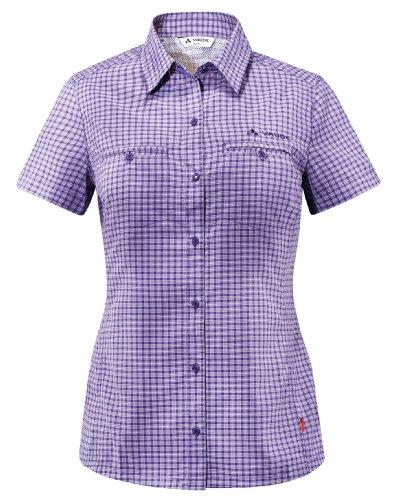 Vaude Chemisier pour femme Womens la peau T-shirt Violet