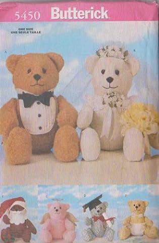 Butterick Patterns 5450occasion spéciale Ours Patron de Couture
