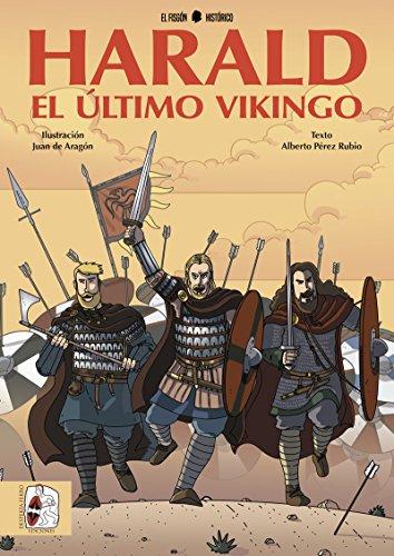 Harald el Último vikingo 1 editado por Desperta ferro
