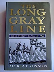 The Long Gray Line by Rick Atkinson (1990-02-01)