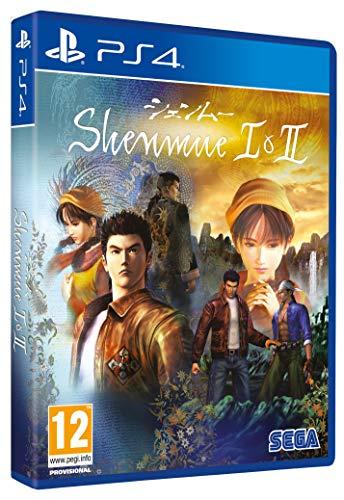 Shenmue I & II - PS4 (precio: 34,90€)