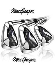 2016MacGregor–patrimonio 4-SW conjunto de palos de golf para hombre (mano derecha griphite